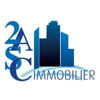 Logo 2ASC Immobilier Sarcelles